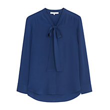 Buy Gerard Darel Celeste Blouse, Blue Online at johnlewis.com