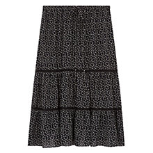 Buy Gerard Darel Jensen Skirt, Black Online at johnlewis.com