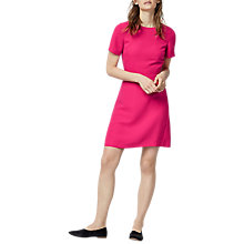 Buy Warehouse Cross Back Dress Online at johnlewis.com