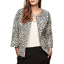 Buy Gerard Darel Vreeland Jacket, Black Online at johnlewis.com