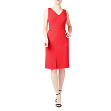 Buy Precis Petite Lianna Shift Dress, Red Online at johnlewis.com
