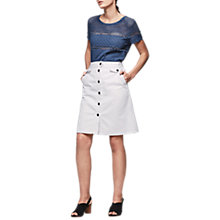 Buy Gerard Darel Jamie Skirt Online at johnlewis.com