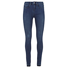 Buy Mint Velvet Maryland Jeans, Dark Blue Online at johnlewis.com