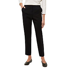 Buy Jaeger Wool Narrow-Leg Trousers Online at johnlewis.com