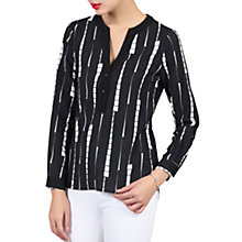 Buy Jolie Moi Contrast V-Neck Blouse Online at johnlewis.com