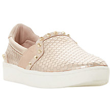 Buy Dune Edit Studded Slip On Trainers Online at johnlewis.com