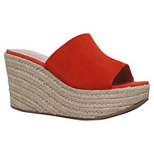 Buy Carvela Kell Wedge Heeled Sandals Online at johnlewis.com