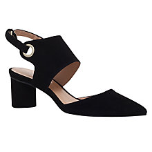 Buy Kurt Geiger Maddox Slingback Court Shoes Online at johnlewis.com