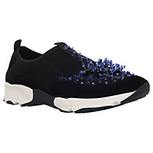 Buy Carvela Lola Embellished Slip On Trainers Online at johnlewis.com