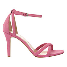 Buy Mint Velvet Khloe Multi Strap Stiletto Sandals Online at johnlewis.com