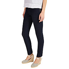Buy Phase Eight Amina Darted Jeggings, Denim Online at johnlewis.com