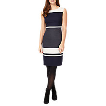 Buy Phase Eight Blanche Colourblock Dress Online at johnlewis.com