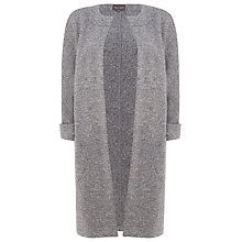 Buy Phase Eight Cadence Coatigan, Grey Online at johnlewis.com