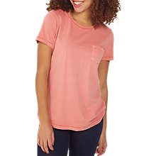 Buy Fat Face Boyfriend Garment Dye T-Shirt Online at johnlewis.com