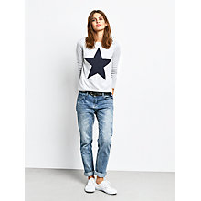 Buy hush Stella Reversible Jumper Online at johnlewis.com