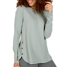Buy Fat Face Tulip Textured Stripe Top Online at johnlewis.com