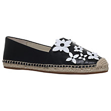 Buy MICHAEL Michael Kors Lola Flower Espadrilles Online at johnlewis.com
