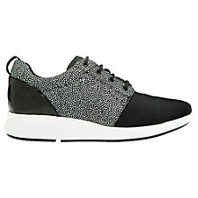 Buy Geox Ophira Leather Breathable Trainers Online at johnlewis.com
