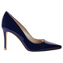 Buy Karen Millen Pointed Toe Court Shoes Online at johnlewis.com