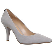Buy MICHAEL Michael Kors Flex Pump Stiletto Court Shoes, Grey Online at johnlewis.com