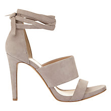 Buy Mint Velvet Tash Wrap Around Tie Sandals Online at johnlewis.com