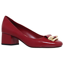 Buy MICHAEL Michael Kors Gloria Mid Pump Court Shoes Online at johnlewis.com