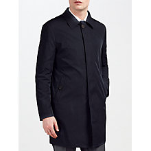 Buy Guards of London Unlined Water Resistant Tailored Mac, Navy Online at johnlewis.com