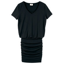 Buy hush Tara Dress, Black Online at johnlewis.com