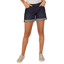 Buy Fat Face Denim Shorts, Denim Online at johnlewis.com