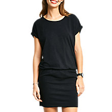 Buy hush Venice Beach Dress, Black Online at johnlewis.com