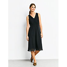 Buy hush Jane Dress, Black Online at johnlewis.com
