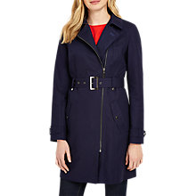 Buy Phase Eight Tabatha Trench Coat, Navy Online at johnlewis.com