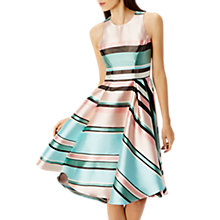 Buy Coast Bayshore Burnout Stripe Dress, Multi Online at johnlewis.com