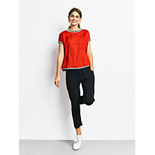 Buy hush Melanie Top, Racing Red Online at johnlewis.com