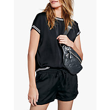 Buy hush Marseille Shorts, Black Online at johnlewis.com