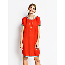 Buy hush Melanie Cocoon Dress Online at johnlewis.com