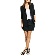 Buy hush Tulum Shorts, Black Online at johnlewis.com