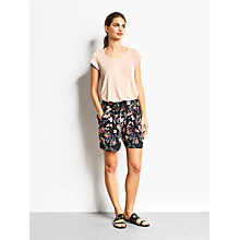 Buy hush Zoe Shorts, Botanical Print Online at johnlewis.com