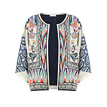 Buy Star Mela Kishi Kimono Jacket, Multi Online at johnlewis.com