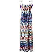 Buy Star Mela Nari Print Maxi Dress, Multi Online at johnlewis.com