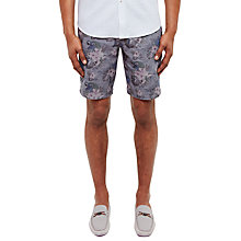 Buy Ted Baker Parrsho Parrot Print Shorts, Blue Online at johnlewis.com