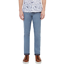 Buy Ted Baker T for Tall Shirett Slim Fit Trousers, Blue Online at johnlewis.com