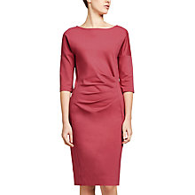 Buy Winser London Miracle Dress, Rich Blush Online at johnlewis.com