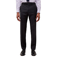 Buy Jaeger Diamond Regular Fit Suit Trousers, Charcoal Online at johnlewis.com