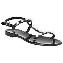 Buy L.K. Bennett Freja Sandals Online at johnlewis.com