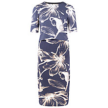 Buy Phase Eight Daisy Etched Dress, Multi Online at johnlewis.com