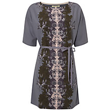 Buy White Stuff Joyful Tunic Dress, Squirrel Grey Online at johnlewis.com