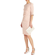 Buy Phase Eight Belita Dress, Powder Online at johnlewis.com