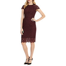 Buy Phase Eight Dana Dress, Port Online at johnlewis.com