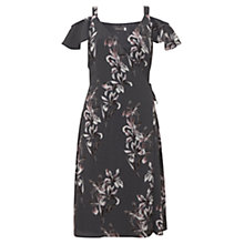 Buy Mint Velvet Gemma Print Wrap Dress, Multi Online at johnlewis.com